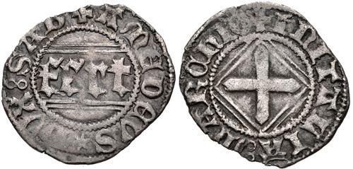 Italia - [¼] Quarto de Soldo de Carlo Emanuele I de Saboya (Niza, 1581) 2470444