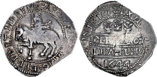 CNG: The Coin Shop  STUART  Charles I  1625-1649  AR