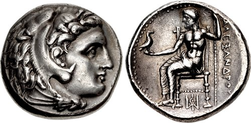 CNG: The Coin Shop  KINGS of MACEDON  Philip III Arrhidaios