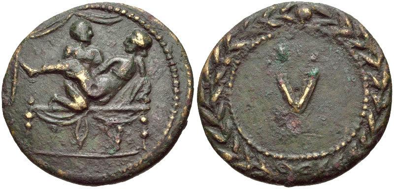 Las más eróticas entre todas las monedas clásicas. - Página 2 841335